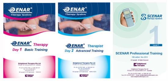 3 FrontCovers2013 ENAR Scenar Training Daysl