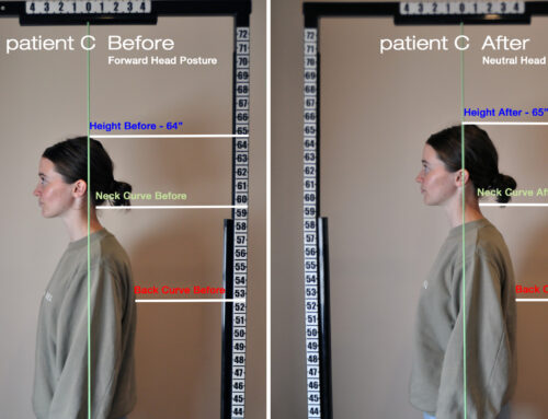 Posture~Pillow Case Study RESULTS